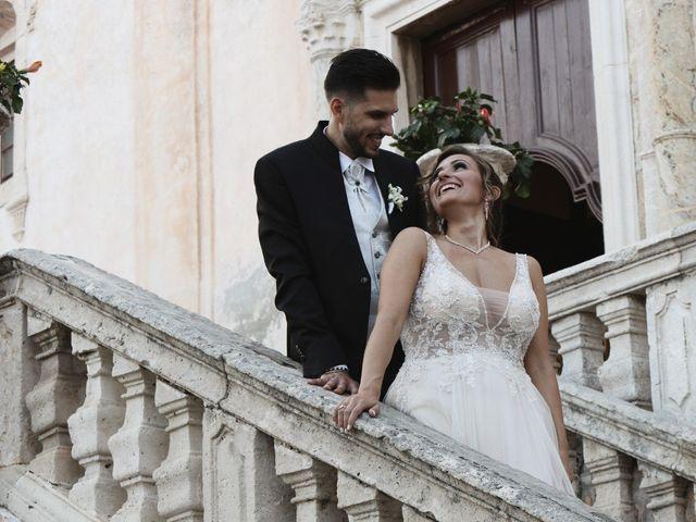 Il matrimonio di Corrado e Marta a Taormina, Messina 11