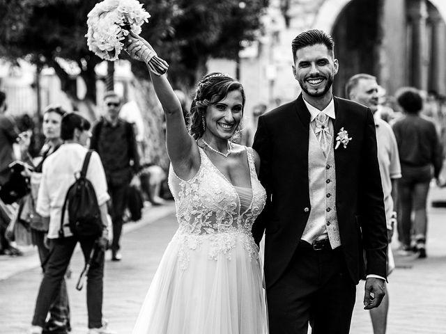 Il matrimonio di Corrado e Marta a Taormina, Messina 12