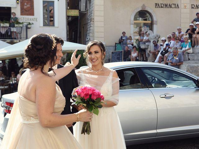 Il matrimonio di Corrado e Marta a Taormina, Messina 20