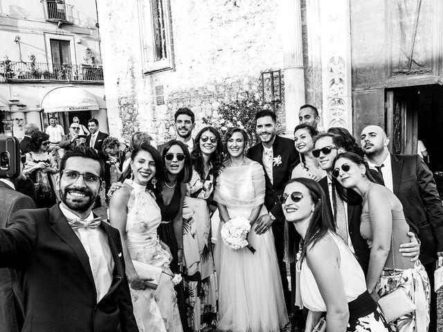 Il matrimonio di Corrado e Marta a Taormina, Messina 21