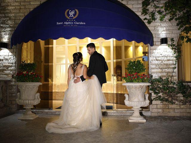 Il matrimonio di Corrado e Marta a Taormina, Messina 23