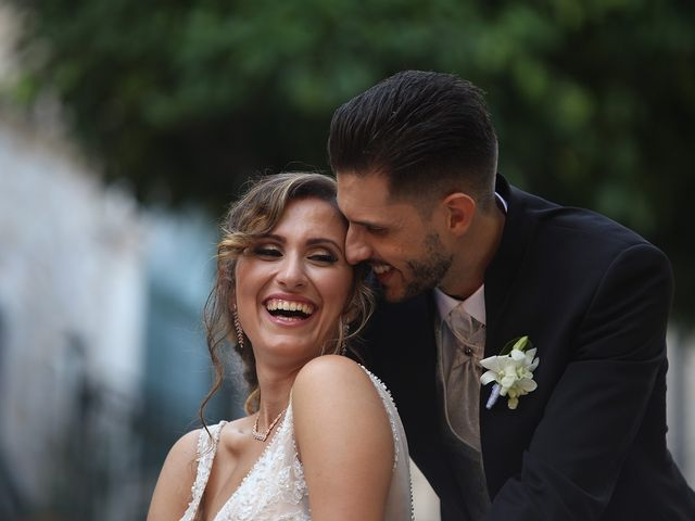 Il matrimonio di Corrado e Marta a Taormina, Messina 35