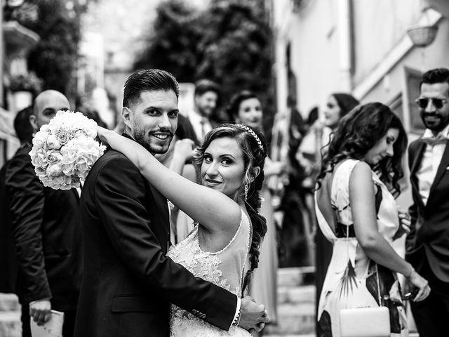 Il matrimonio di Corrado e Marta a Taormina, Messina 36