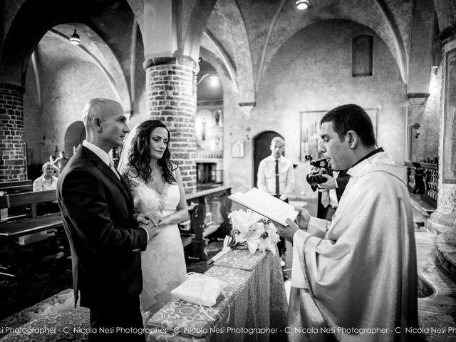 Il matrimonio di MAttia e Rosa a Varenna, Lecco 21