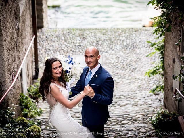 Il matrimonio di MAttia e Rosa a Varenna, Lecco 24