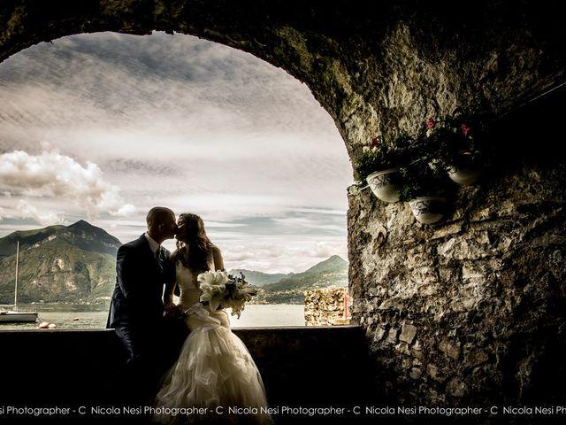 Il matrimonio di MAttia e Rosa a Varenna, Lecco 26