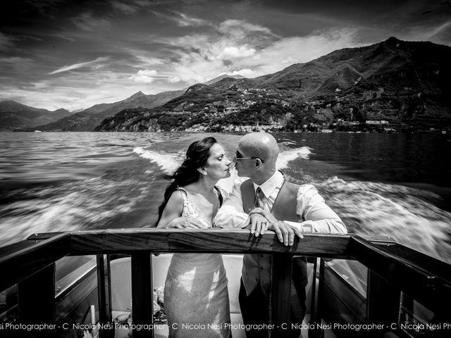 Il matrimonio di MAttia e Rosa a Varenna, Lecco 29