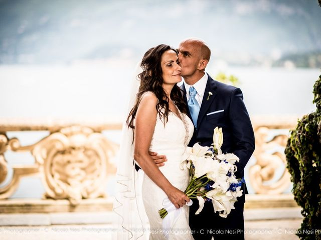 Il matrimonio di MAttia e Rosa a Varenna, Lecco 32