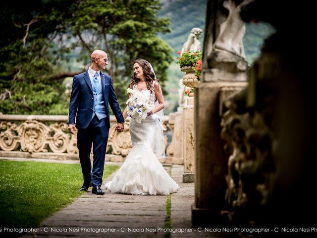 Il matrimonio di MAttia e Rosa a Varenna, Lecco 34
