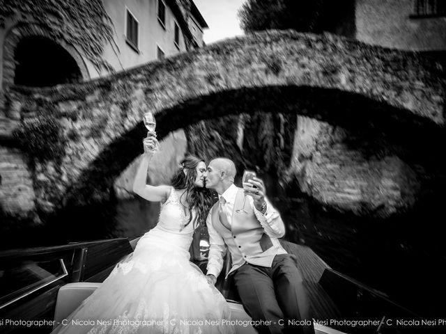 Il matrimonio di MAttia e Rosa a Varenna, Lecco 35