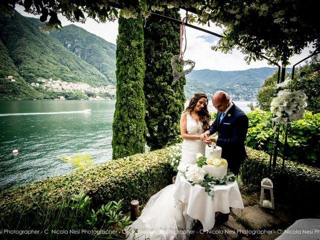 Il matrimonio di MAttia e Rosa a Varenna, Lecco 38