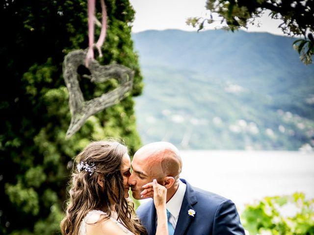 Il matrimonio di MAttia e Rosa a Varenna, Lecco 39