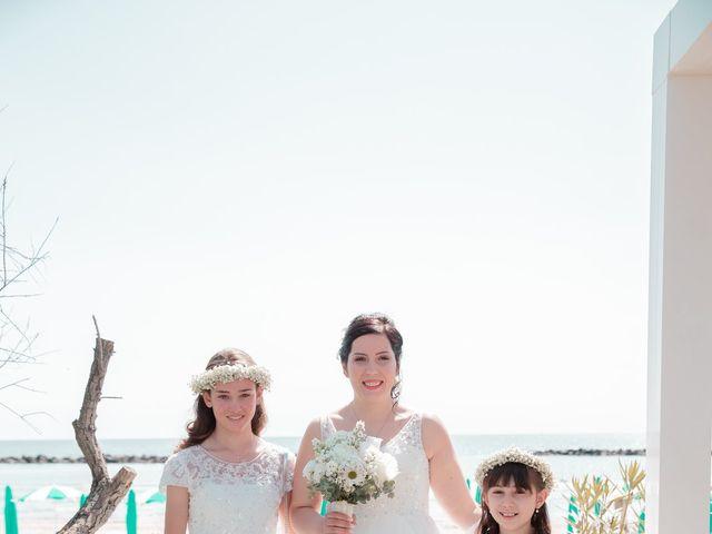 Il matrimonio di Andrea e Milena a Comacchio, Ferrara 7