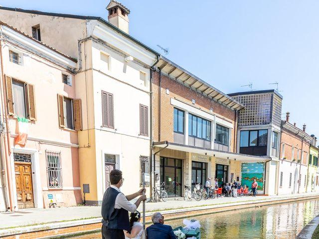 Il matrimonio di Andrea e Milena a Comacchio, Ferrara 15