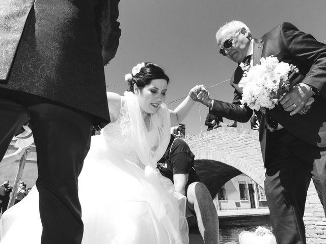 Il matrimonio di Andrea e Milena a Comacchio, Ferrara 16