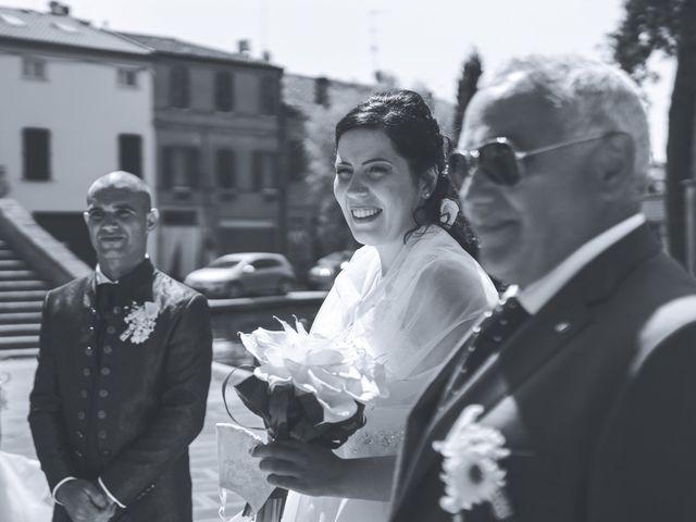 Il matrimonio di Andrea e Milena a Comacchio, Ferrara 18