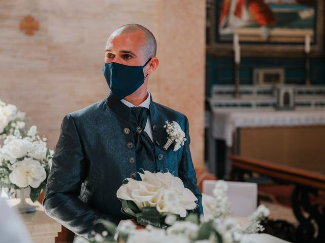 Il matrimonio di Andrea e Milena a Comacchio, Ferrara 19