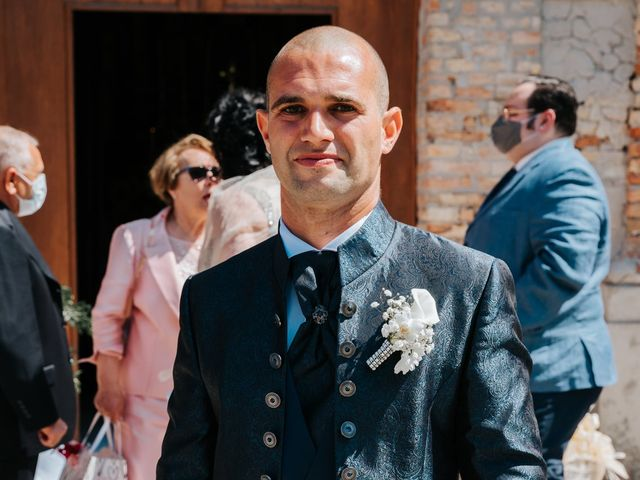 Il matrimonio di Andrea e Milena a Comacchio, Ferrara 20