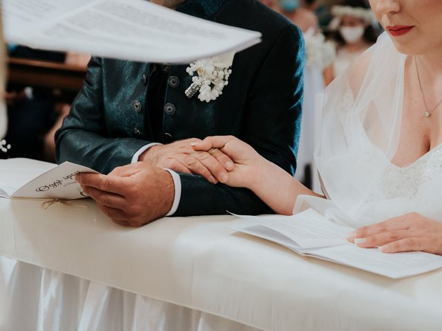 Il matrimonio di Andrea e Milena a Comacchio, Ferrara 22