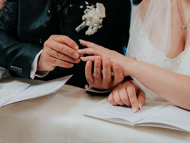 Il matrimonio di Andrea e Milena a Comacchio, Ferrara 23
