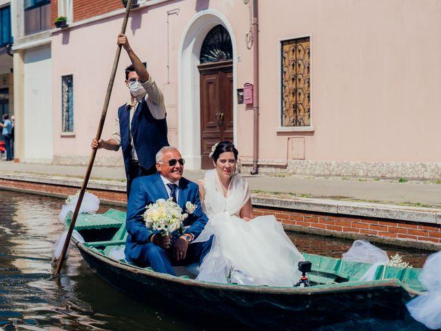 Il matrimonio di Andrea e Milena a Comacchio, Ferrara 26