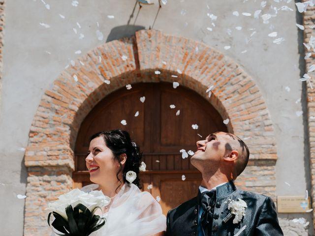 Il matrimonio di Andrea e Milena a Comacchio, Ferrara 29