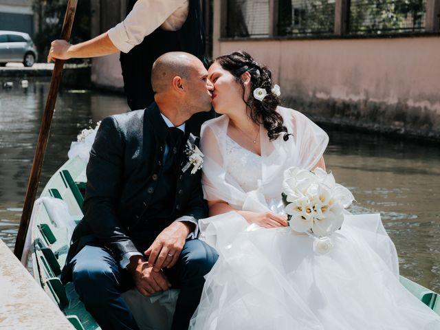 Il matrimonio di Andrea e Milena a Comacchio, Ferrara 31