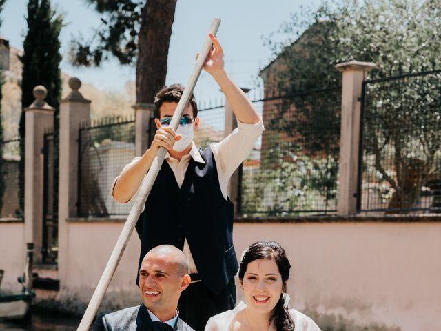 Il matrimonio di Andrea e Milena a Comacchio, Ferrara 32