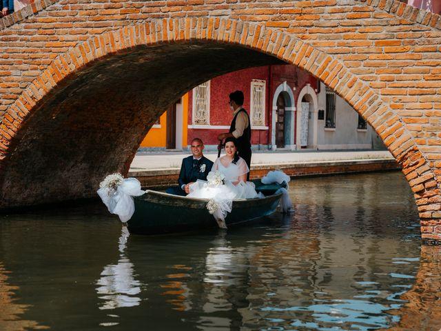 Il matrimonio di Andrea e Milena a Comacchio, Ferrara 1