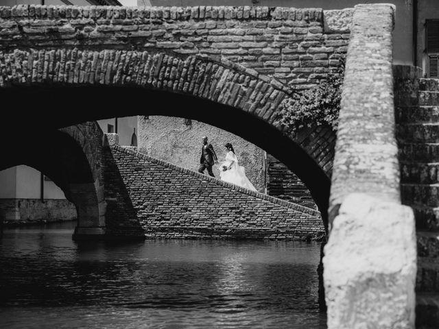 Il matrimonio di Andrea e Milena a Comacchio, Ferrara 36