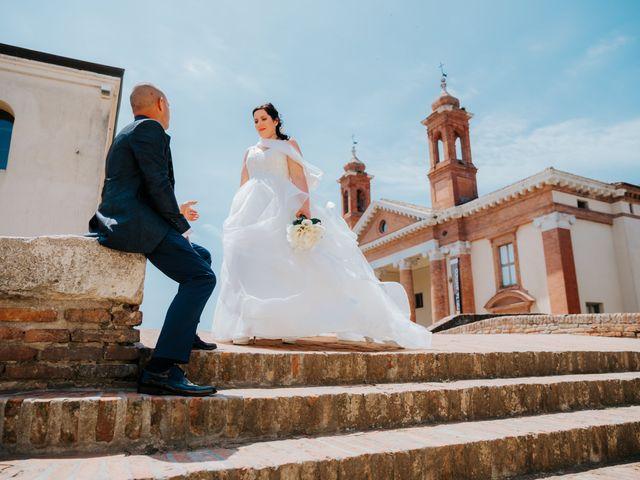 Il matrimonio di Andrea e Milena a Comacchio, Ferrara 38
