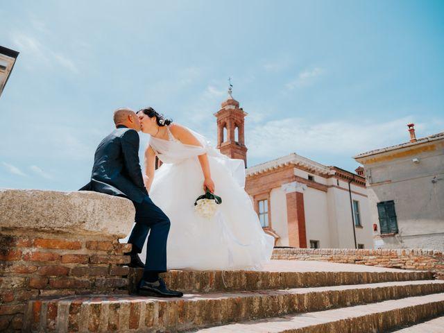 Il matrimonio di Andrea e Milena a Comacchio, Ferrara 40