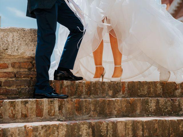 Il matrimonio di Andrea e Milena a Comacchio, Ferrara 41