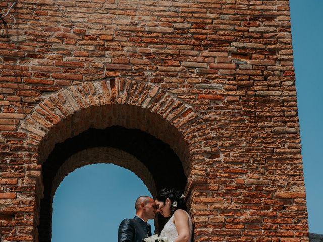 Il matrimonio di Andrea e Milena a Comacchio, Ferrara 43