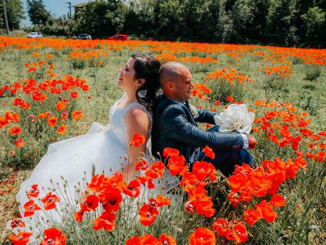 Il matrimonio di Andrea e Milena a Comacchio, Ferrara 45