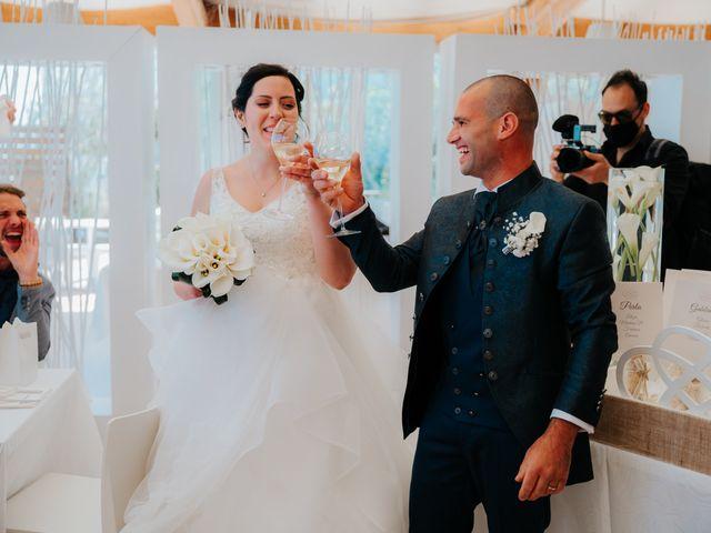 Il matrimonio di Andrea e Milena a Comacchio, Ferrara 51
