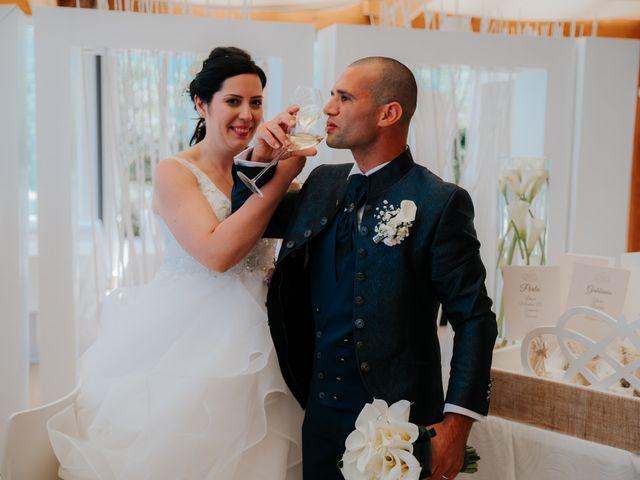 Il matrimonio di Andrea e Milena a Comacchio, Ferrara 52