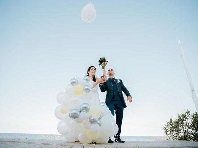 Il matrimonio di Andrea e Milena a Comacchio, Ferrara 61