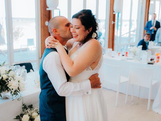 Il matrimonio di Andrea e Milena a Comacchio, Ferrara 63