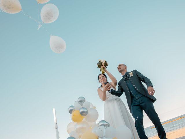 Il matrimonio di Andrea e Milena a Comacchio, Ferrara 75