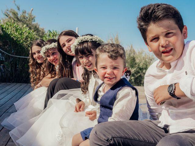 Il matrimonio di Andrea e Milena a Comacchio, Ferrara 80