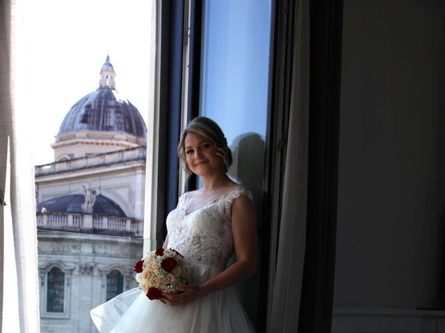 Il matrimonio di Claudio e Veronica a Roma, Roma 3