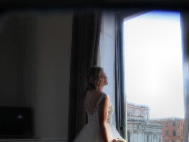 Il matrimonio di Claudio e Veronica a Roma, Roma 8