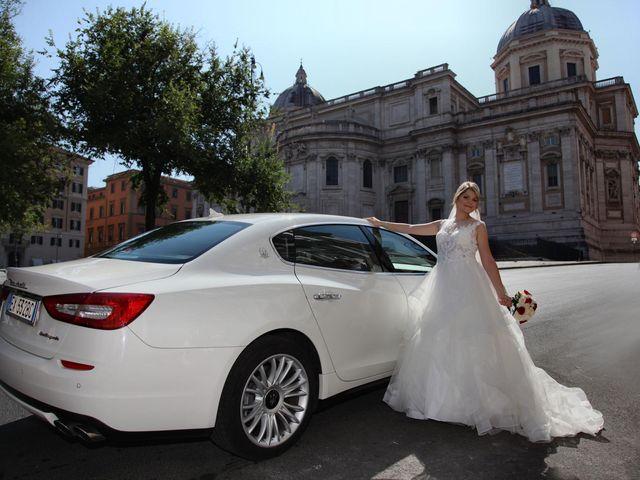 Il matrimonio di Claudio e Veronica a Roma, Roma 10