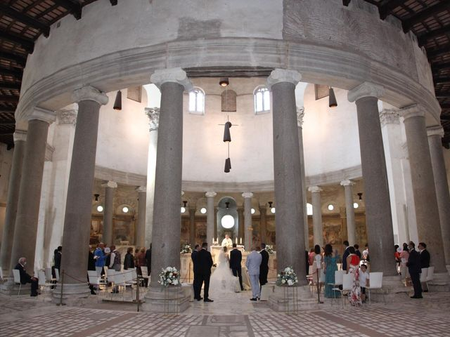 Il matrimonio di Claudio e Veronica a Roma, Roma 11