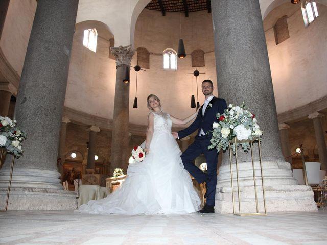Il matrimonio di Claudio e Veronica a Roma, Roma 12