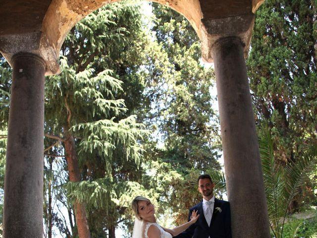 Il matrimonio di Claudio e Veronica a Roma, Roma 15
