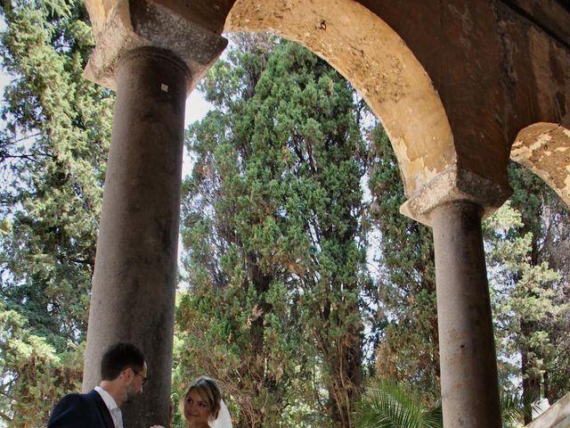 Il matrimonio di Claudio e Veronica a Roma, Roma 16