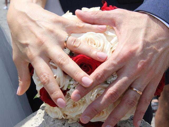 Il matrimonio di Claudio e Veronica a Roma, Roma 21