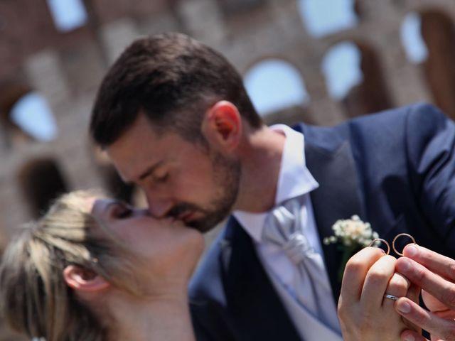 Il matrimonio di Claudio e Veronica a Roma, Roma 22